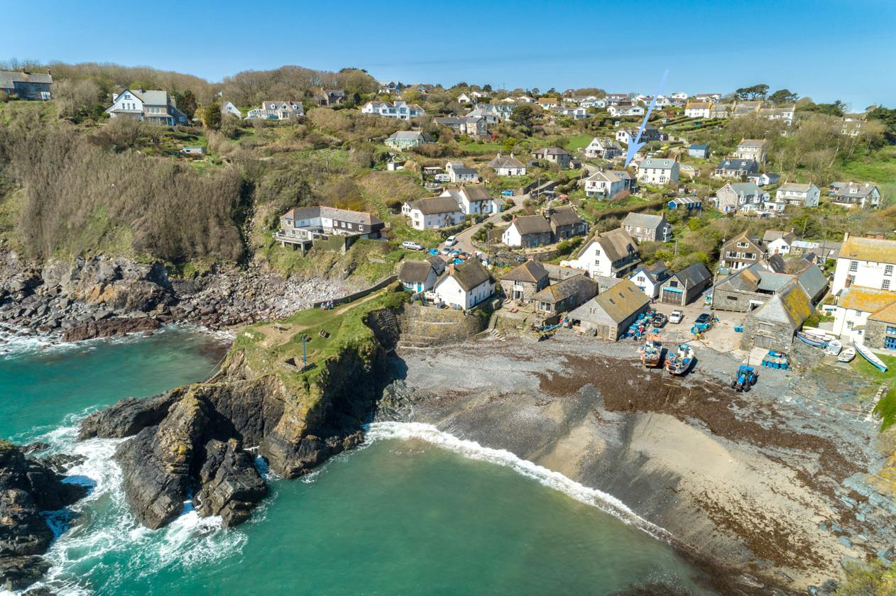 Cadgwith, Ruan Minor, Helston